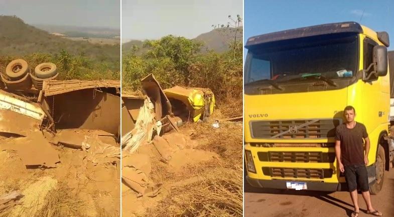 Read more about the article Acidente com vítima fatal é registrado na Serra do Funil em Guarda-Mor