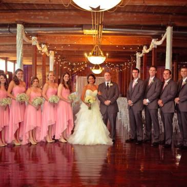 Beautiful Bride at McKinney Cotton Mill