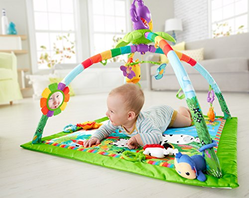 naissance fisher price tapis musical