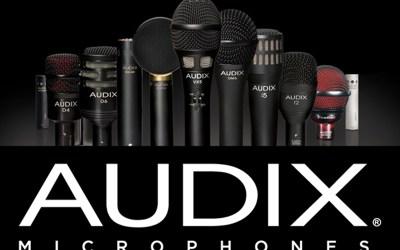 Concert Sponsor Spotlight: Audix Microphones