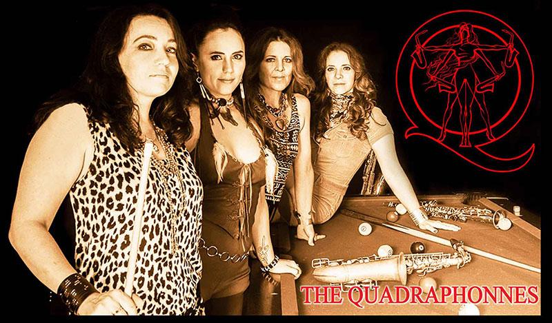 Quadraphonnes