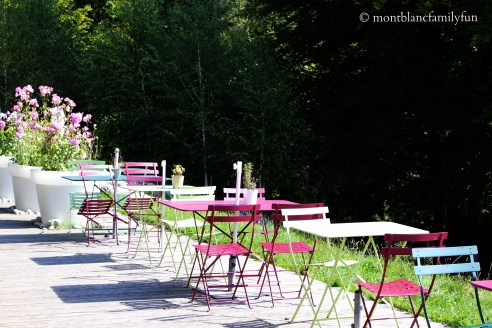 Jardin des Cimes - Café