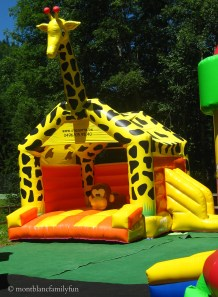 Les Contamines Playground © montblancfamilyfun