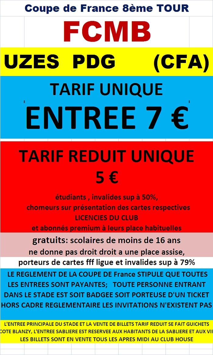 Coupe de france 8 me tour foot montceau news l - Tirage du 8eme tour de la coupe de france ...