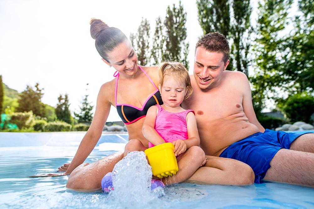 Montclaire Swim Club Family Membership