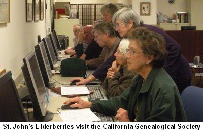 St. John's Elderberries