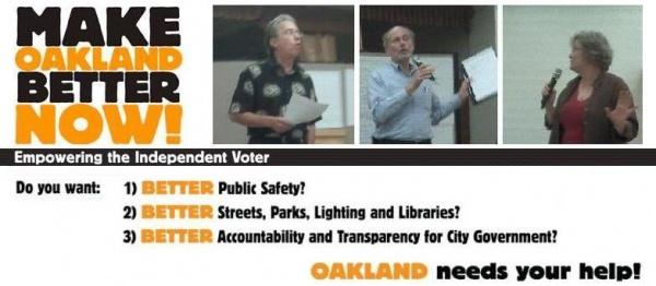 Make Oakland Better Now
