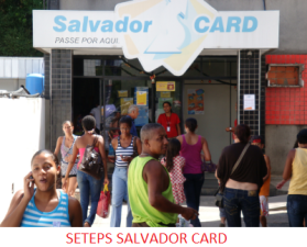 SETEPS SALVADOR CARD