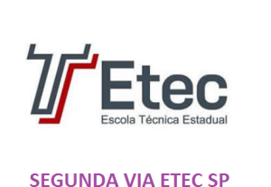 SEGUNDA VIA ETEC SP