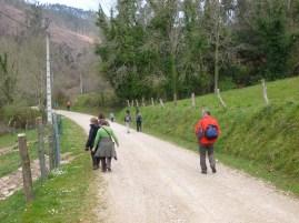 Ruta Historica por el Monte Deva