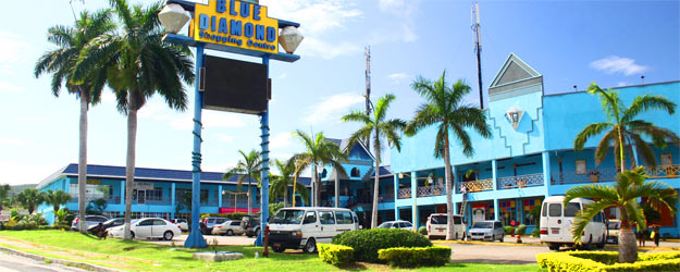 Blue Diamond Shopping Centre, Montego Bay