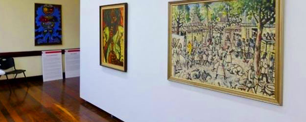 Gallery of West Indian Art