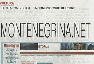Monitor - Tekst o Montenegrini iz 2010