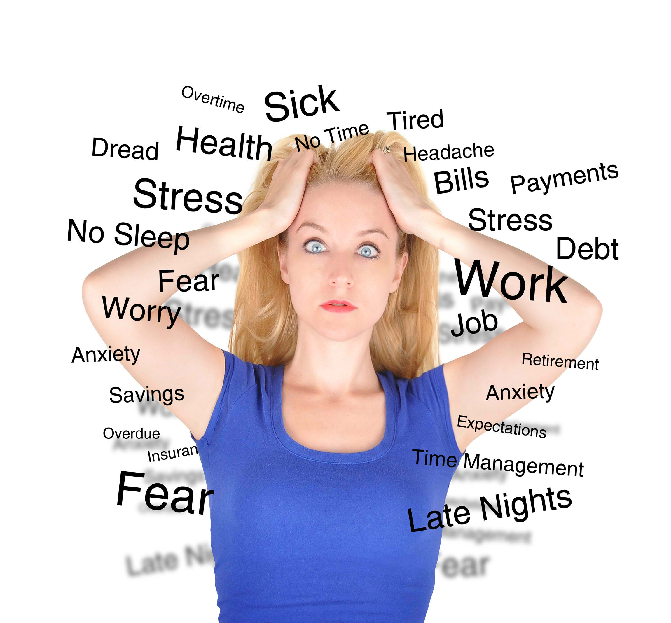 20 Alternative Approaches To Stress