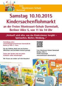 20151010-Flohmarkt-Plakat
