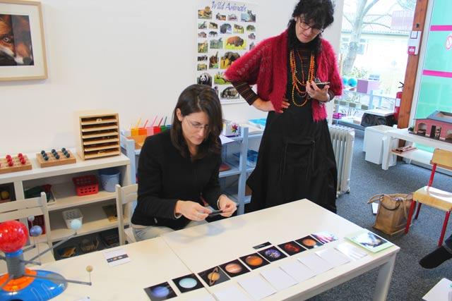 formation Montessori culture 3-6 ans : sciences