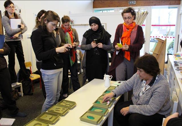 formation Montessori culture 3-6 ans : géographie