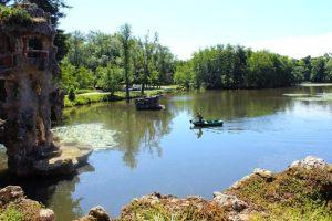 barque - parc Majolan - école Montessori Internationale Bordeaux