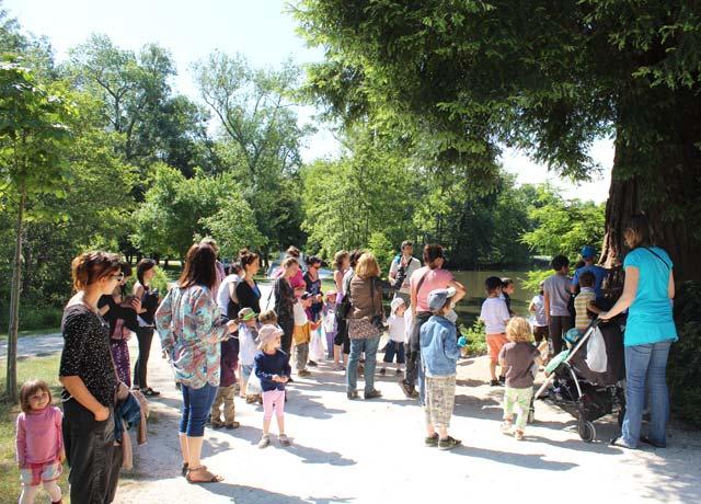séquoia - parc Majolan - école Montessori Internationale Bordeaux