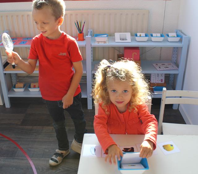 activites montessori