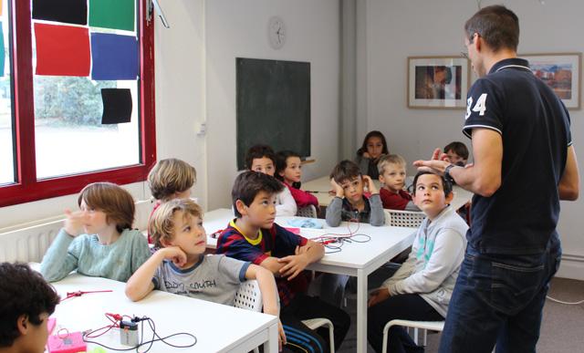 expérience montessori international bordeaux
