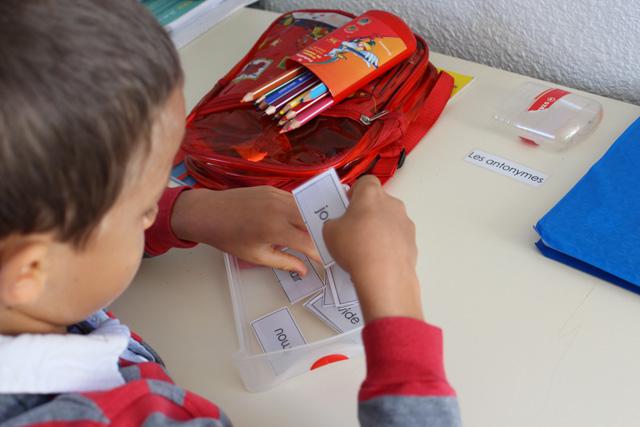 formation montessori 6-12 ans grammaire 13
