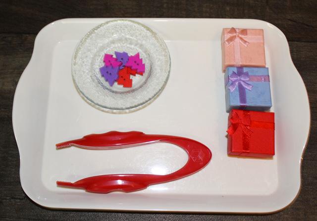matériel montessori hiver 1