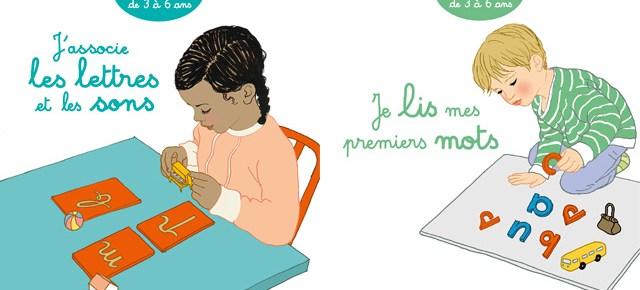 Apprendre à lire avec les petits Montessori