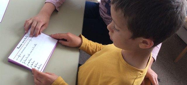 La grammaire en école Montessori – les ordres