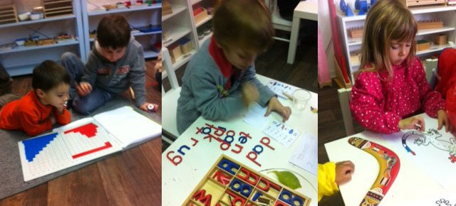Around the world with Montessori