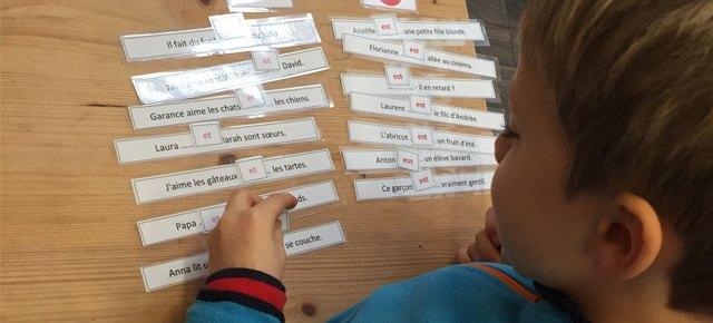 Rentrée Montessori International Bordeaux #janvier2017