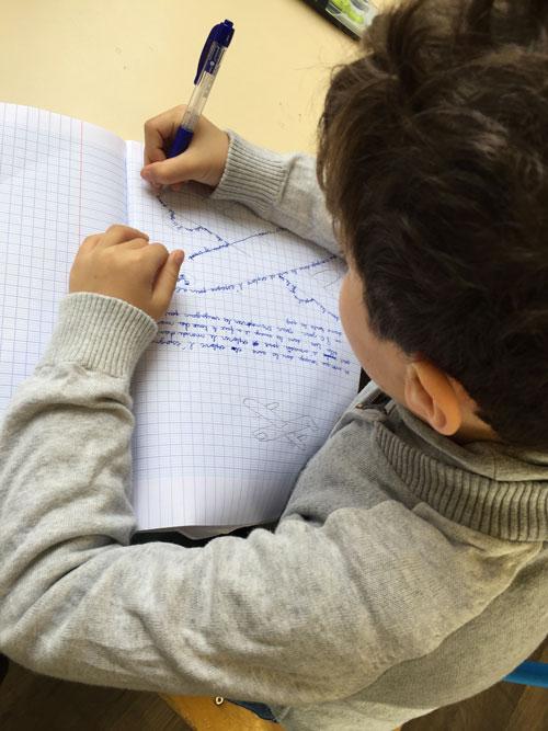 montessori international bordeaux calligrammes 2