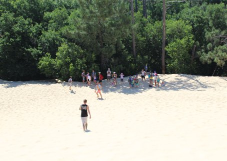 sortie dune pyla montessori international bordeaux 1