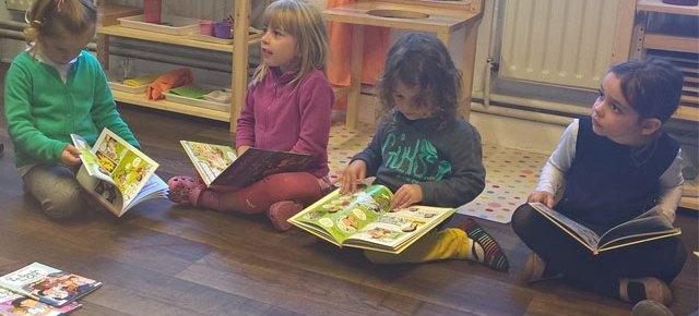 Lire en poche à Gradignan et à l'école Montessori