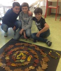 montessori international bordeaux land art 13