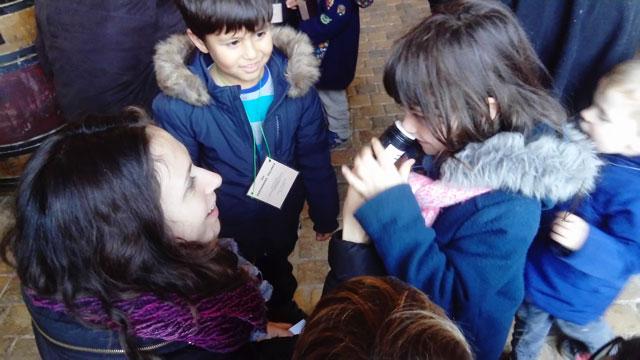 sortie musée maternelle montessori international bordeaux gardignan 13