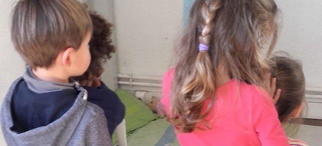 Les massages MISA à l'école
