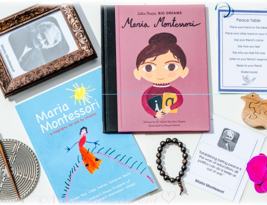 Who Is Maria Montessori