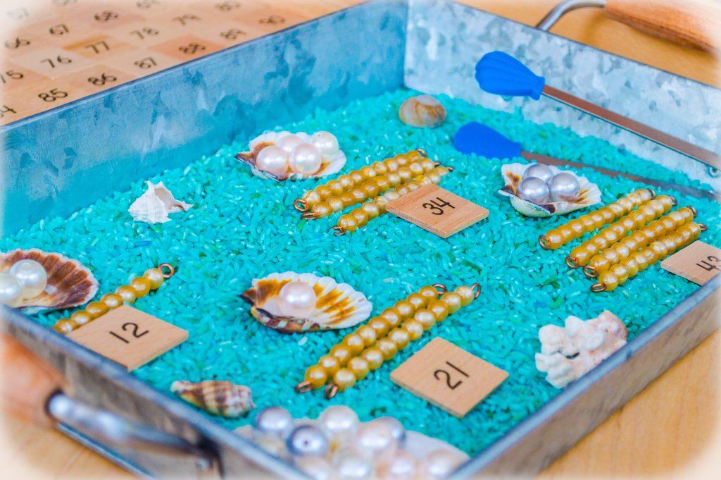 Seashells-Kids-Montessori-Math-Activities