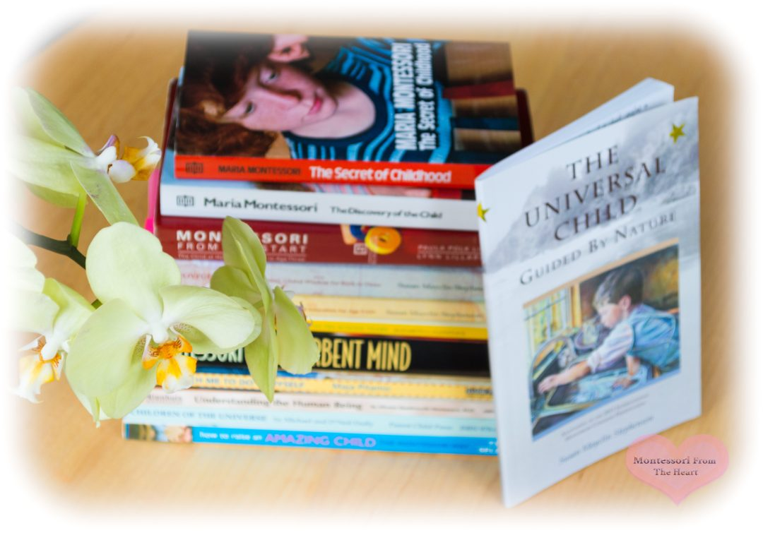 Books To Raise A Child The Montessori Way