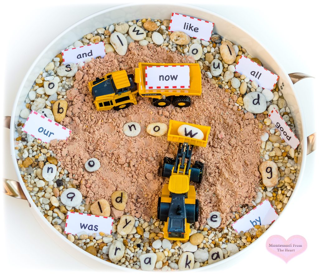 SIGHT-Words-Digging-Sensory-Play
