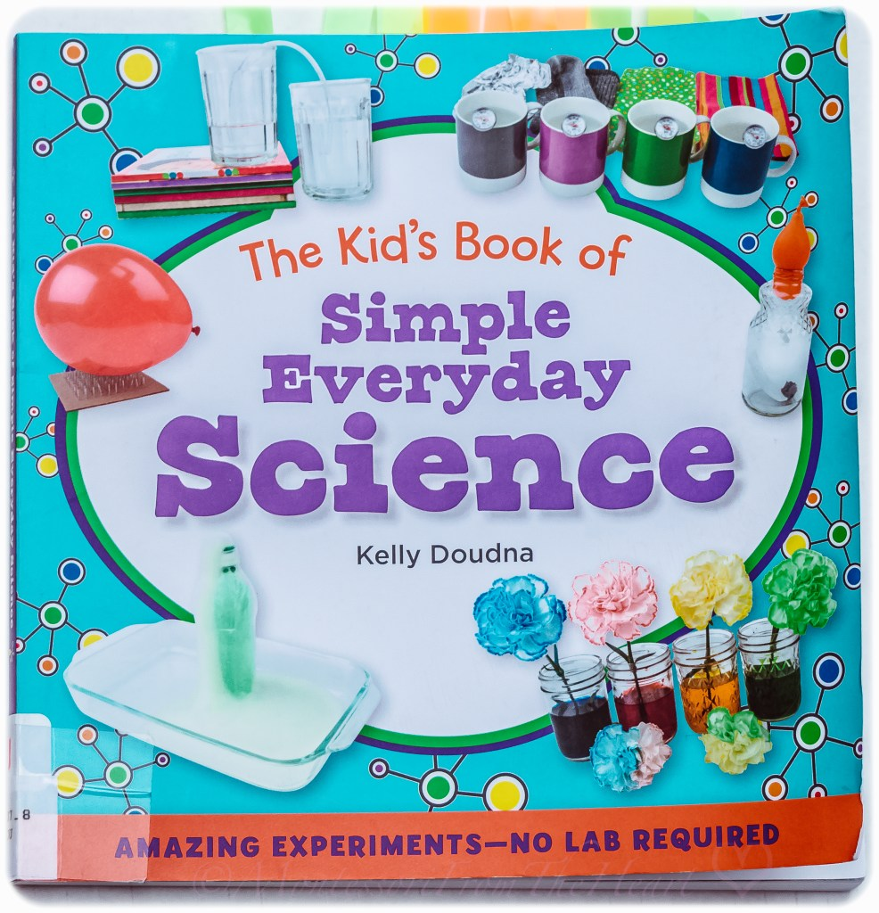 The Kid's Book of Simple Everyday Science-Cover