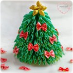 Christmas Tree Pasta Craft Montessori From The Heart