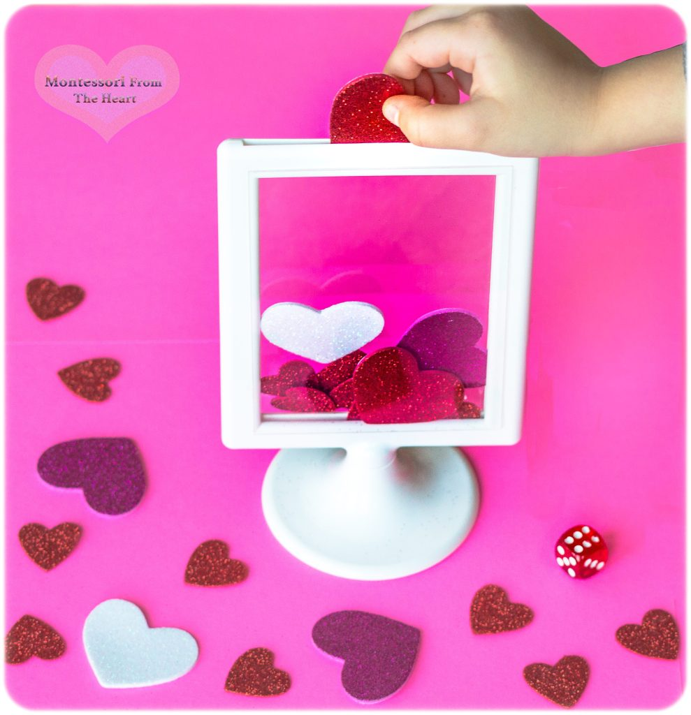 Hearts Posting-IKEA Frame Hack