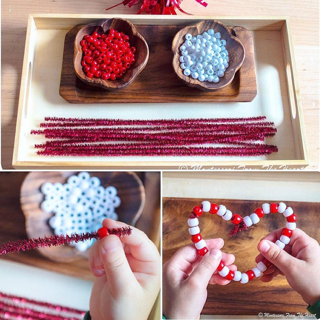 Pipe-Cleaner-Heart-Pony-Beads-Threading copy