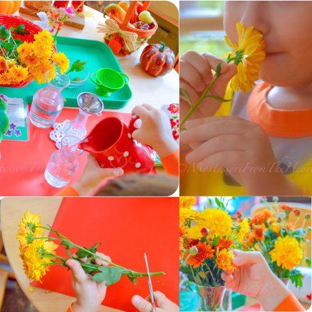 Flower-Arranging-Activity