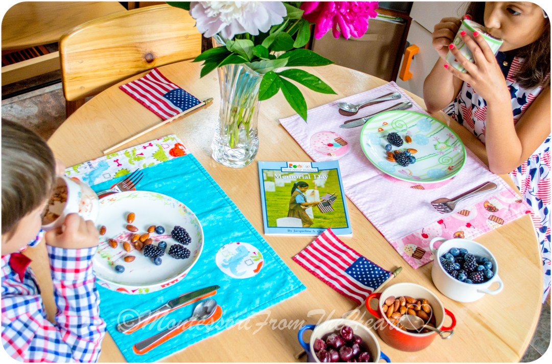 Memorial Day Kids Activities
