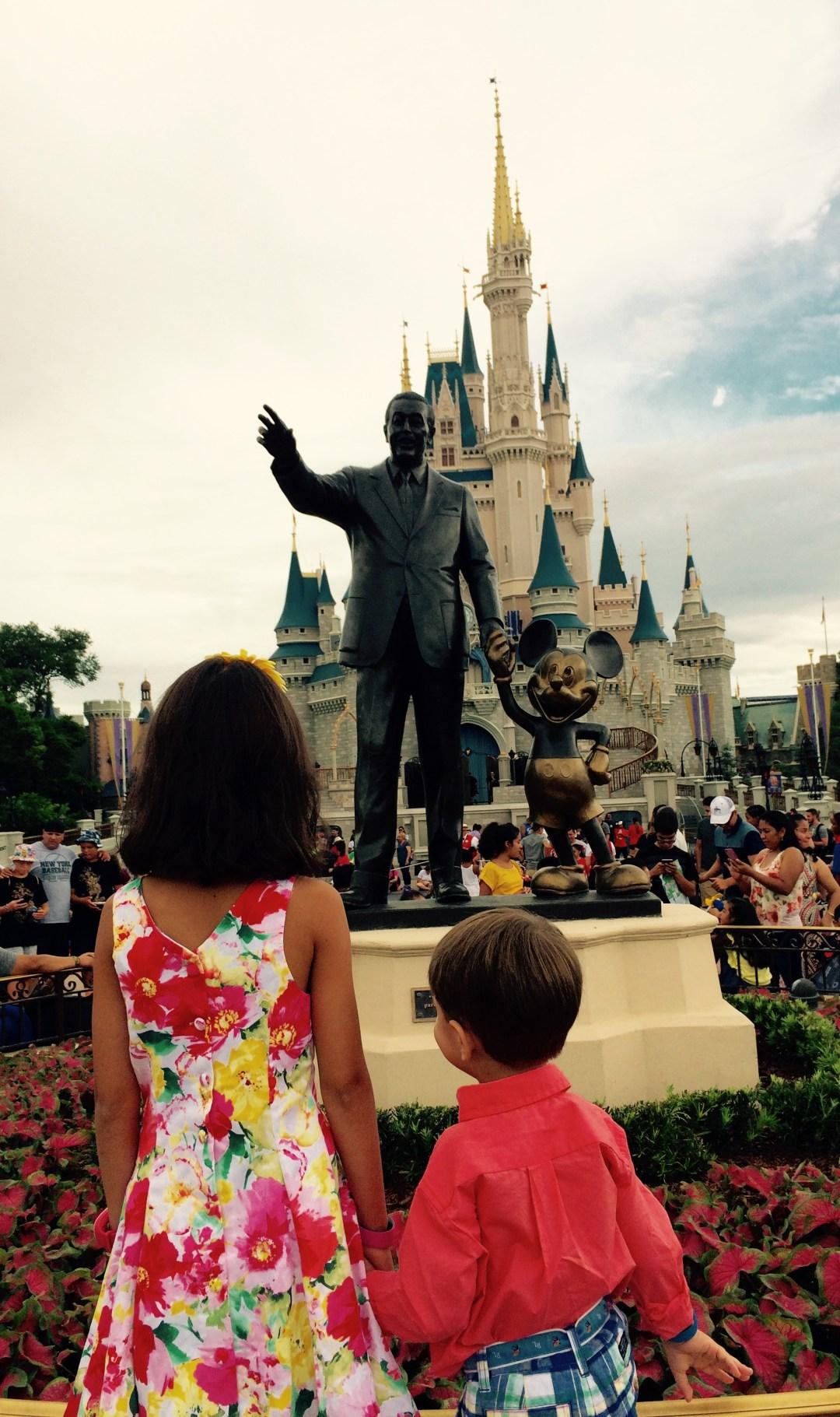 Castel Walt Disney