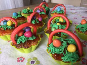 Veľkonočné muffiny