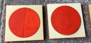 Montessori zlomky